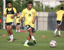 U23 UAE bất ngờ tổn thất lực lượng trước trận gặp U23 Việt Nam