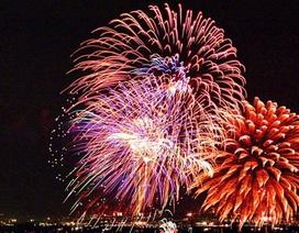 Quảng Trị bắn pháo hoa tại 3 điểm chào năm mới Canh Tý 2020