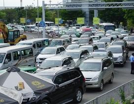 TPHCM: Kịch bản chống ùn tắc giao thông sân bay Tân Sơn Nhất dịp Tết