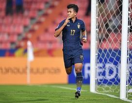 U23 Thái Lan 5-0 U23 Bahrain: Chiến thắng thuyết phục