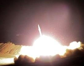 """Vì sao Mỹ không đánh chặn """"mưa"""" tên lửa của Iran?"""