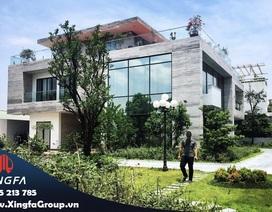 Nhôm Xingfa nhập khẩu chính hãng 100% tại Thủ Đô Group