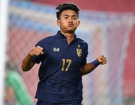 Thần đồng bóng đá Thái Lan đi vào lịch sử giải U23 châu Á