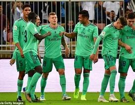 Đánh bại Valencia, Real Madrid tiến vào chung kết Siêu Cup Tây Ban Nha