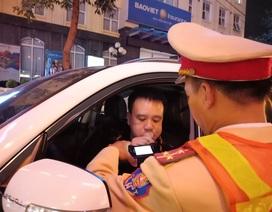 TP Thanh Hóa: Kiểm tra gần 800 lượt xe, chỉ 1 lái xe vi phạm nồng độ cồn