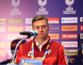 """HLV UAE: """"Tôi không muốn nhắc lại trận thua U23 Việt Nam"""""""