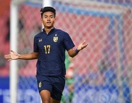 Những điểm nhấn ở chiến thắng ấn tượng của U23 Thái Lan trước Bahrain