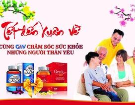Chương trình quà tặng tri ân đặc biệt từ Viện Hàn lâm Khoa học và Công nghệ Việt Nam - Tết trao sức khỏe, Xuân trọn yêu thương