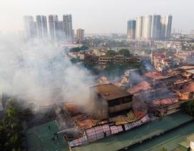 """Vụ cháy Rạng Đông, sự cố nước Sông Đà là """"sự kiện môi trường"""" 2019"""