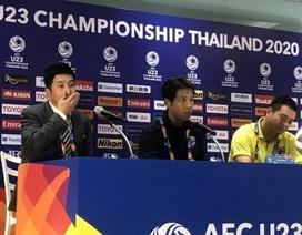 HLV Nishino tuyên bố không ngán các đối thủ của U23 Thái Lan tại bảng A