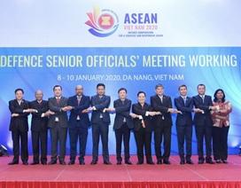 Quan chức quốc phòng cấp cao ASEAN hội nghị tại Đà Nẵng