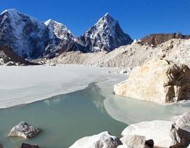 Hơn 5.000 hồ băng của dãy Himalaya đứng trước nguy cơ tan chảy