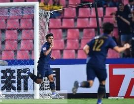 CĐV Thái Lan thờ ơ trong ngày đội nhà thắng tưng bừng