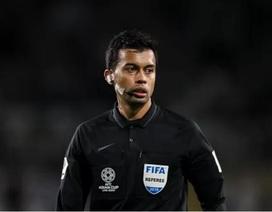 """U23 Việt Nam tái ngộ """"hung thần áo đen"""" ở trận gặp U23 UAE"""