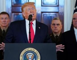 """Phát biểu của Tổng thống Trump """"cứu"""" túi tiền đại gia chứng khoán"""