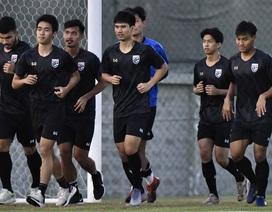 """U23 Thái Lan """"luyện công"""" chờ đấu U23 Australia"""