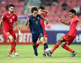 U23 Thái Lan đã giải mã U23 Bahrain như thế nào?