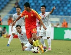 Người hâm mộ tuyển Trung Quốc bi quan trước trận gặp U23 Hàn Quốc