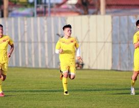 HLV Park Hang Seo yêu cầu tập kín toàn bộ trước trận gặp UAE