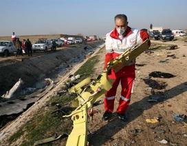 Mỹ vào cuộc điều tra vụ rơi máy bay Ukraine, Iran từ chối giao hộp đen