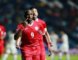 U23 Jordan 2-1 U23 Triều Tiên: Thất bại đáng tiếc