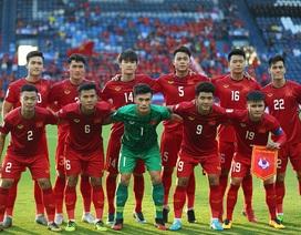 Không ra sân trước U23 UAE, cầu thủ U23 Việt Nam vẫn bị kiểm tra doping