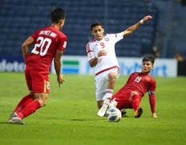 HLV U23 UAE tuyên bố muốn thắng U23 Jordan
