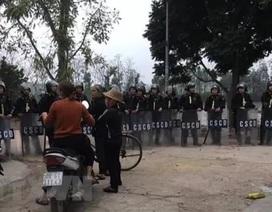 Bác bỏ thông tin có nhiều hơn 3 chiến sĩ công an hy sinh tại Đồng Tâm