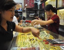 Sát ngày vía Thần Tài, giá vàng tăng vọt lên 45,3 triệu đồng/lượng