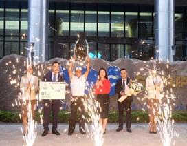 Golfer ghi HIO tại giải Bamboo Airways 18 Tournament nhận giải thưởng gần 10 tỷ đồng