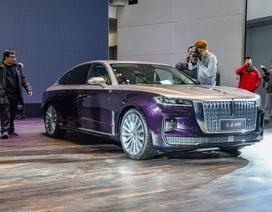 """Hongqi H9 có gì để """"thách đấu"""" bộ 3 xe sang Đức?"""