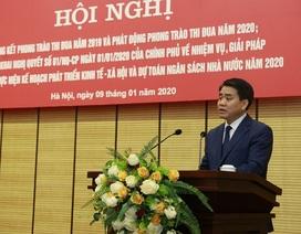 Chủ tịch Hà Nội kêu gọi cán bộ, công chức phát huy tinh thần đoàn kết