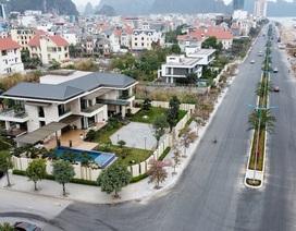 """Mãn nhãn với loạt biệt thự xanh tại """"phố nhà giàu""""  ven biển Hạ Long"""