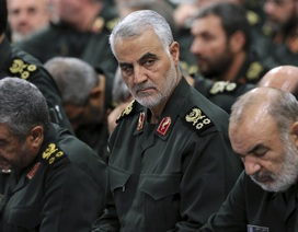 Hé lộ nhóm chỉ điểm cho Mỹ không kích tướng Iran