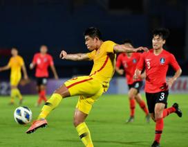 Báo Trung Quốc tiếc nuối khi đội nhà thua U23 Hàn Quốc ở phút bù giờ