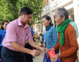 Bình Định: Đem Tết yêu thương đến học sinh nghèo vượt khó