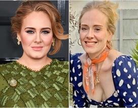 Adele đã giảm hàng chục kg
