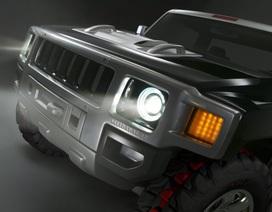 Hummer sẽ đánh dấu sự trở lại bằng một mẫu bán tải
