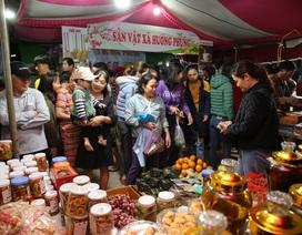 Đặc sắc phiên chợ sản vật vùng cao ngày giáp Tết