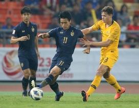 U23 Thái Lan thua ngược U23 Australia: Điểm yếu về thể lực