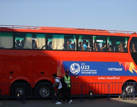 U23 Việt Nam gặp sự cố sau trận hoà U23 UAE, thầy Park nổi giận