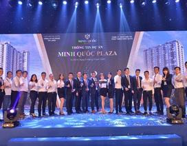 Sôi động khí thế ra quân dự án Minh Quốc Plaza Bình Dương