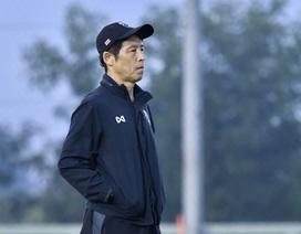 HLV Nishino tuyên bố U23 Thái Lan sẽ giành điểm trước U23 Australia