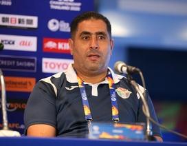 HLV U23 Jordan tuyên bố sẽ chơi tấn công trước U23 Việt Nam