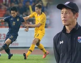 HLV Nishino lý giải nguyên nhân U23 Thái Lan không… phòng ngự khi dẫn trước Australia