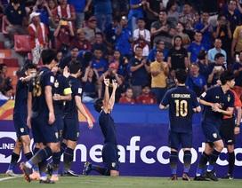Thua Australia, U23 Thái Lan vẫn rộng cửa vào tứ kết giải U23 châu Á 2020