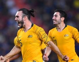 U23 Australia 2-1 U23 Thái Lan: Thất bại đau đớn của chủ nhà