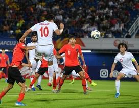 U23 Hàn Quốc 2-1 U23 Iran: Chiến thắng nghẹt thở