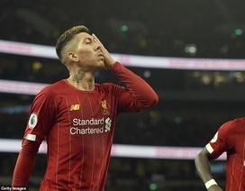 Tottenham 0-1 Liverpool: Người hùng Firmino
