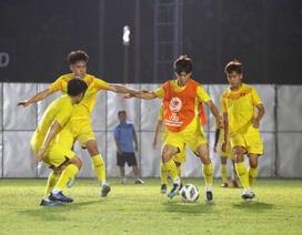 Đội hình U23 Việt Nam đấu U23 Jordan: Đình Trọng, Tấn Tài trở lại